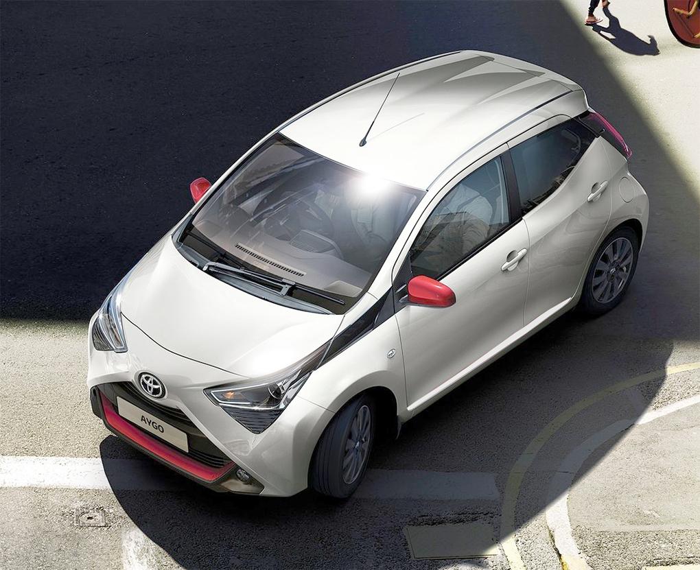 Toyota aygo new